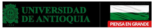 Logos institucionales Universidad de Antioquia y Gobernación de Antioquia